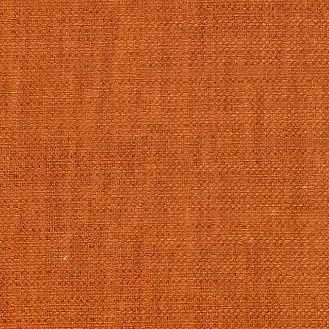 Hessian Table Runner   Burnt Orange   2.7m X 25cm