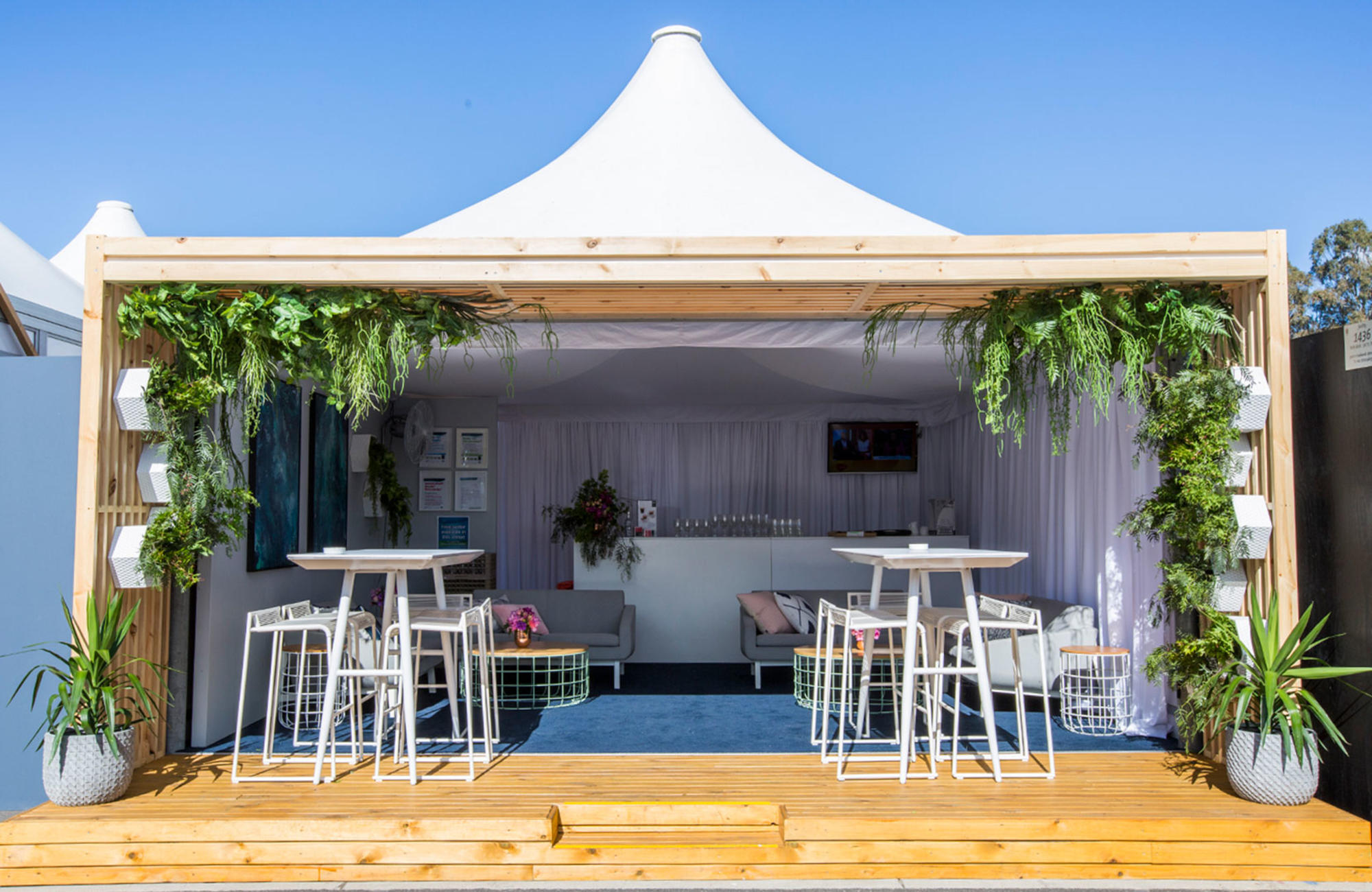 Marquee Hire & Rental Experts | Harry the hirer