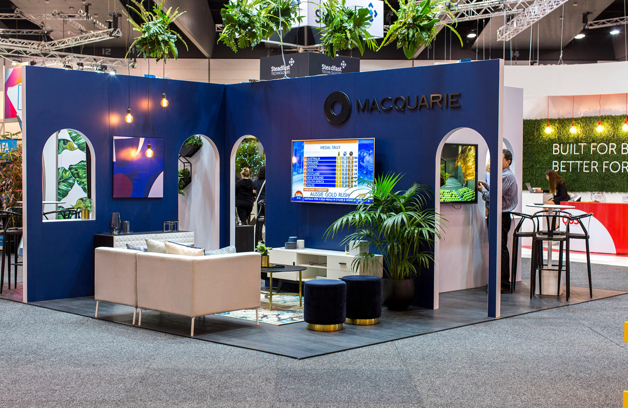 Exhibition Stand Hire Newcastle : Hire & rental services for exhibitions harry the hirer
