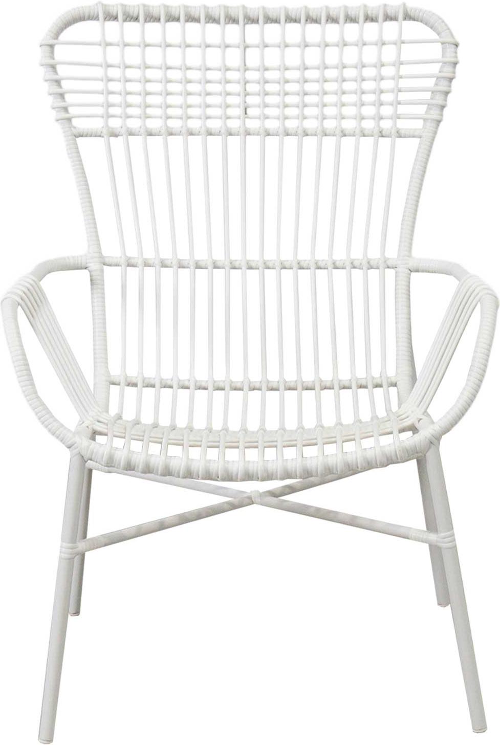 Como highback armchair