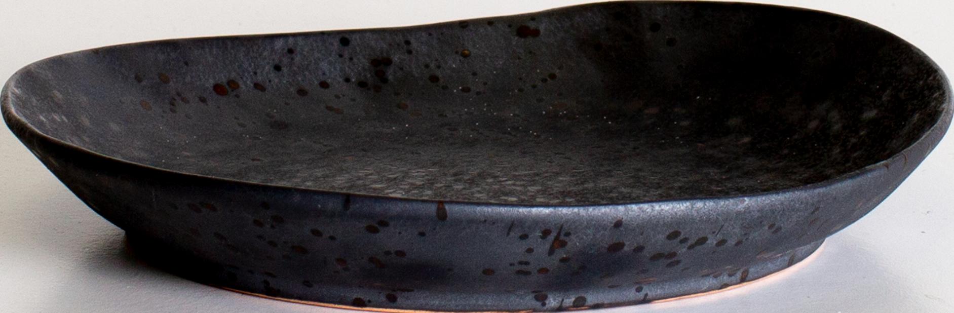 Slate dinner plate